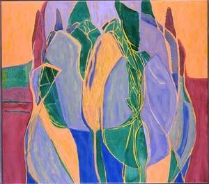 Maria Neefjes - Tulpen
