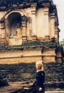 Maria Neefjes op reis