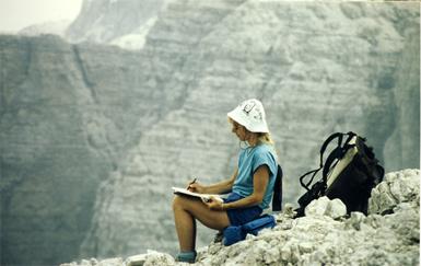 Werken in de bergen